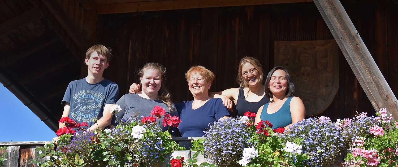 Berghof Agatharied Mitarbeiterteam