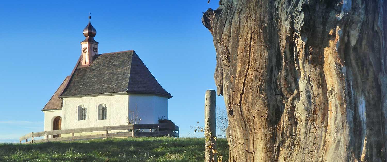 Wanderung zur Stadlberg-Kapelle