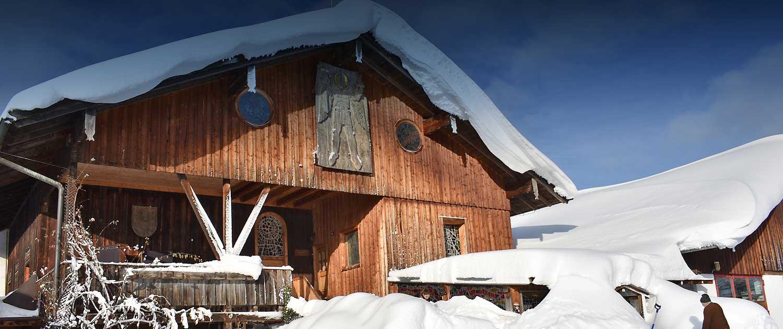 Winterzauber am Berghof 2019