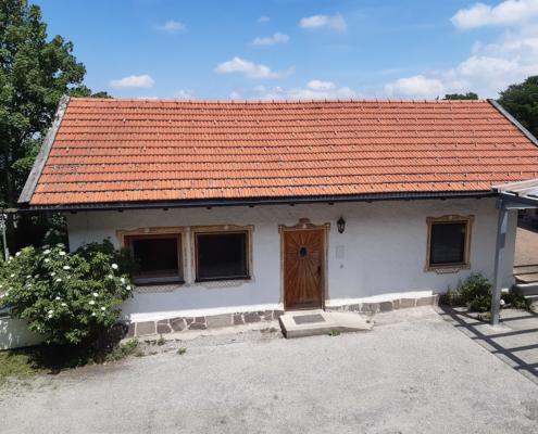Das Selbstversorgerhaus am Jugendhaus Berghof
