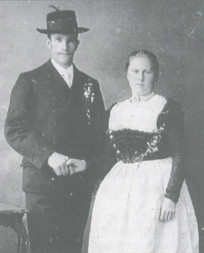 Das Ehepaar Zugliani