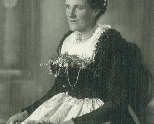 Hermine Würthrich, Margret Hofers Mutter