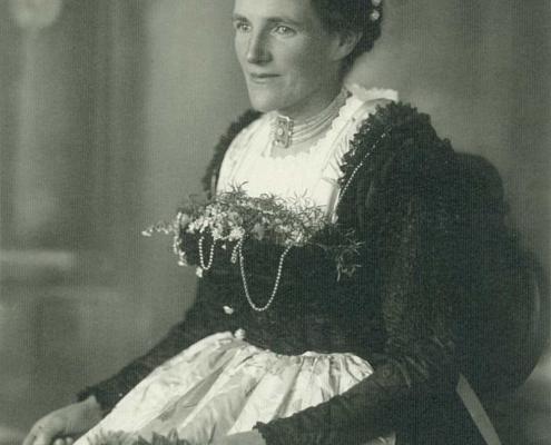Hermine Würthrich, Margret Hofers Mutter