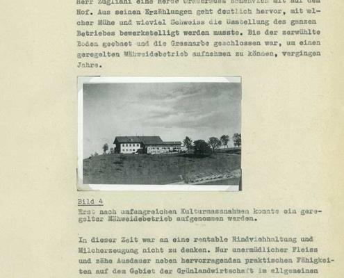 Diplomarbeit von Martin Hofer - Berghof mit Gemüsegarten